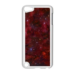 Abstract Fantasy Color Colorful Apple Ipod Touch 5 Case (white)