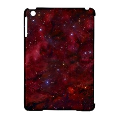 Abstract Fantasy Color Colorful Apple Ipad Mini Hardshell Case (compatible With Smart Cover)