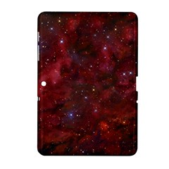 Abstract Fantasy Color Colorful Samsung Galaxy Tab 2 (10 1 ) P5100 Hardshell Case