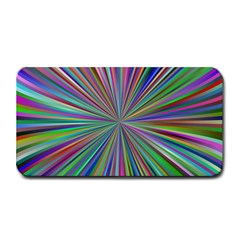 Burst Colors Ray Speed Vortex Medium Bar Mats