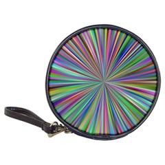 Burst Colors Ray Speed Vortex Classic 20 Cd Wallets