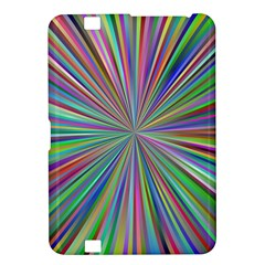 Burst Colors Ray Speed Vortex Kindle Fire Hd 8 9