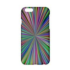 Burst Colors Ray Speed Vortex Apple Iphone 6/6s Hardshell Case