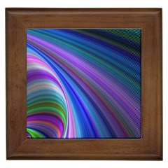 Background Abstract Curves Framed Tiles