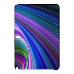 Background Abstract Curves Samsung Galaxy Tab Pro 12 2 Hardshell Case