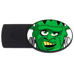 Buy Me A Coffee Halloween Usb Flash Drive Oval (2 Gb)