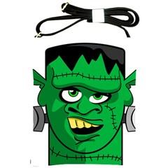 Buy Me A Coffee Halloween Shoulder Sling Bags