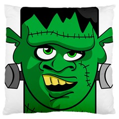Buy Me A Coffee Halloween Large Cushion Case (two Sides)