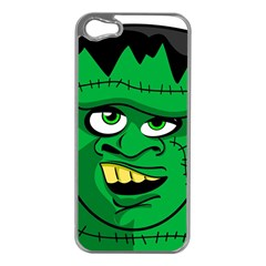 Buy Me A Coffee Halloween Apple Iphone 5 Case (silver)