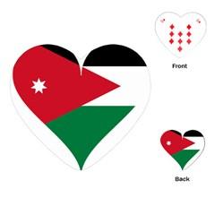 Heart Love Affection Jordan Playing Cards (heart)