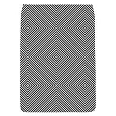 Diagonal Stripe Pattern Seamless Flap Covers (s)