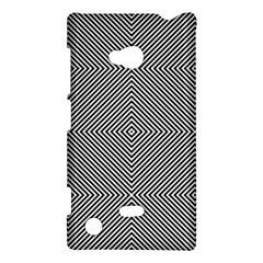 Diagonal Stripe Pattern Seamless Nokia Lumia 720
