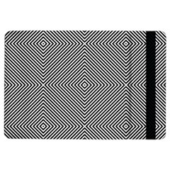 Diagonal Stripe Pattern Seamless Ipad Air 2 Flip