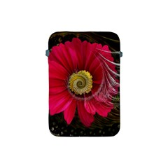 Fantasy Flower Fractal Blossom Apple Ipad Mini Protective Soft Cases