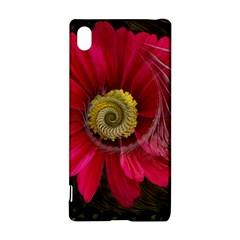 Fantasy Flower Fractal Blossom Sony Xperia Z3+