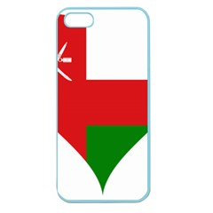 Heart Love Affection Oman Apple Seamless Iphone 5 Case (color)