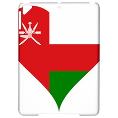 Heart Love Affection Oman Apple Ipad Pro 9 7   Hardshell Case