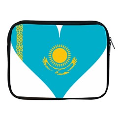 Heart Love Flag Sun Sky Blue Apple Ipad 2/3/4 Zipper Cases
