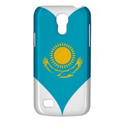 Heart Love Flag Sun Sky Blue Galaxy S4 Mini
