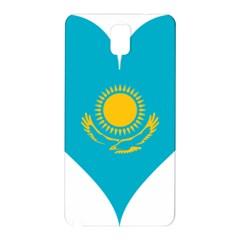 Heart Love Flag Sun Sky Blue Samsung Galaxy Note 3 N9005 Hardshell Back Case