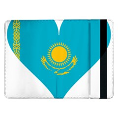Heart Love Flag Sun Sky Blue Samsung Galaxy Tab Pro 12 2  Flip Case
