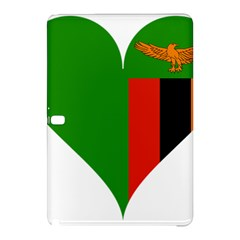 Heart Love Heart Shaped Zambia Samsung Galaxy Tab Pro 12 2 Hardshell Case