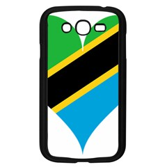 Heart Love Tanzania East Africa Samsung Galaxy Grand Duos I9082 Case (black)