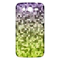 Irregular Rectangle Square Mosaic Samsung Galaxy Mega 5 8 I9152 Hardshell Case