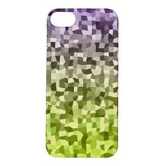 Irregular Rectangle Square Mosaic Apple Iphone 5s/ Se Hardshell Case