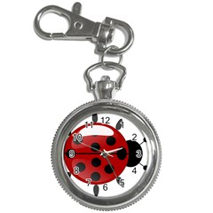 Ladybug Insects Colors Alegre Key Chain Watches