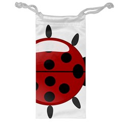 Ladybug Insects Colors Alegre Jewelry Bag