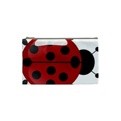 Ladybug Insects Colors Alegre Cosmetic Bag (small)