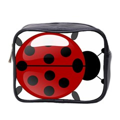 Ladybug Insects Colors Alegre Mini Toiletries Bag 2 Side