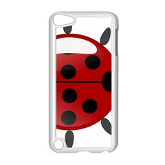 Ladybug Insects Colors Alegre Apple Ipod Touch 5 Case (white)