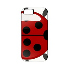 Ladybug Insects Colors Alegre Apple Iphone 5 Classic Hardshell Case (pc+silicone)