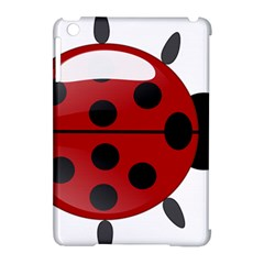 Ladybug Insects Colors Alegre Apple Ipad Mini Hardshell Case (compatible With Smart Cover)