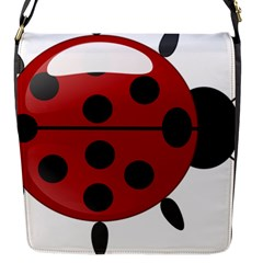 Ladybug Insects Colors Alegre Flap Messenger Bag (s)
