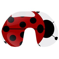 Ladybug Insects Colors Alegre Travel Neck Pillows