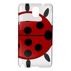 Ladybug Insects Colors Alegre Samsung Galaxy Note 3 N9005 Hardshell Case