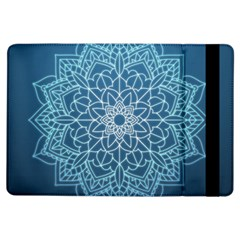 Mandala Floral Ornament Pattern Ipad Air Flip