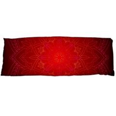 Mandala Ornament Floral Pattern Body Pillow Case Dakimakura (two Sides)