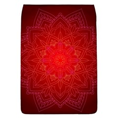 Mandala Ornament Floral Pattern Flap Covers (l)
