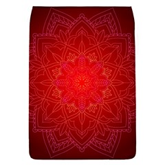Mandala Ornament Floral Pattern Flap Covers (s)