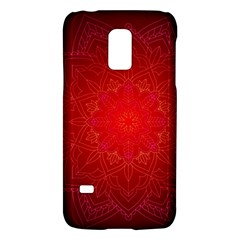 Mandala Ornament Floral Pattern Galaxy S5 Mini