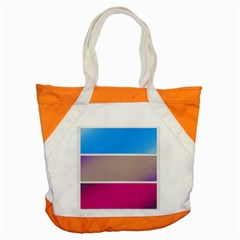 Pattern Template Banner Background Accent Tote Bag