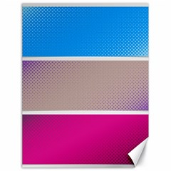 Pattern Template Banner Background Canvas 18  X 24