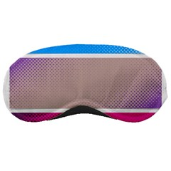 Pattern Template Banner Background Sleeping Masks