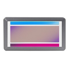 Pattern Template Banner Background Memory Card Reader (mini)