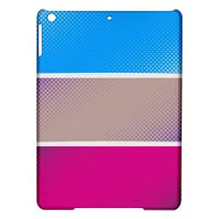 Pattern Template Banner Background Ipad Air Hardshell Cases