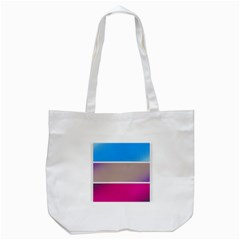 Pattern Template Banner Background Tote Bag (white)
